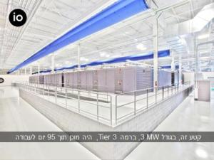 IO modular datacenter